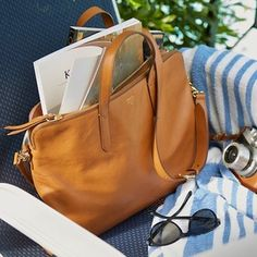 #Fossil Sydney Work Bag: Play as hard as you work? Day or night, the bag to help carry you through it.