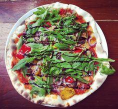Die beste Pizza in Hamburg: Slim Jims – Veggie Guide Teil 19