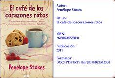 El café de los corazones rotos, Penélope Stokes - Descargar Gratis