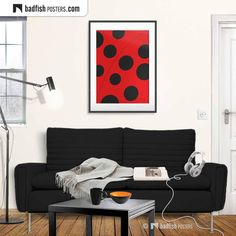 Lady Bug, Red Beetle, Do It Yourself Furniture, Alternative Movie Posters, Poster S, Close To Home, Black Spot, Frame It, Kidsroom
