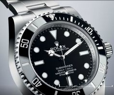 Rolex No-Date Submariner (Ref 114060) : The no-date Sub finally gets updated! #baselworld