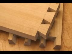 How to cut dovetails - Handyman tips