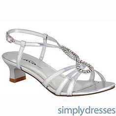 Mid heel sandals, Sandals and Short heels on Pinterest