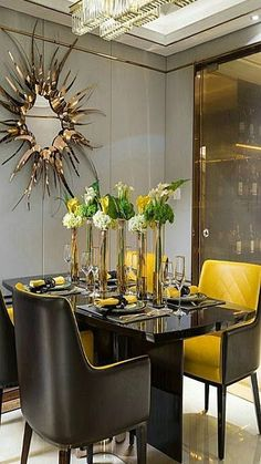Create an amazing dinner room decor with our inspirations. Visit Spotools.com