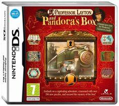 Professor Layton and Pandora's Box (Nintendo DS): Nintendo Ds: Amazon.co.uk: PC & Video Games