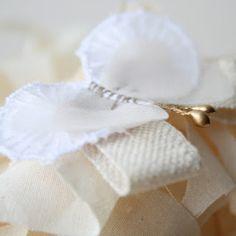 Horquilla con mariposa de El atelier de las Pulgas