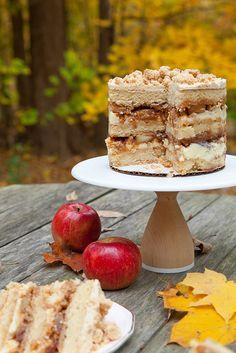 Apple Pie Layer Cake – Annie's Eats