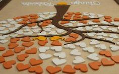 Sorteio: Árvore de assinaturas da Barse Casamentos