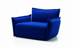 Potocco   PURPLE Large Armchair