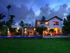 Beachfront beauty, luxury, quiet cove, infiniti pool, spectacular ocean viewsVacation Rental in Las Terrenas from @HomeAway! #vacation #rental #travel #homeaway