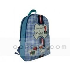 d97fd582d7f9 Custom Printed Multicolor Polyester High School Backpack - BB1412292567