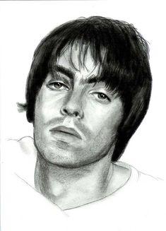 Liam Gallagher 3 by tusindfryd on DeviantArt