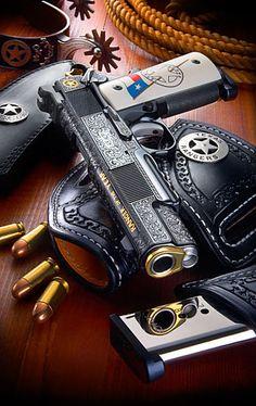 Texas Ranger 1911