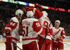 Detroit Red Wings Hockey!!! Go Wings!!!