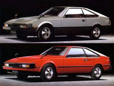 My 4th car 1981 Toyota Celica in Red