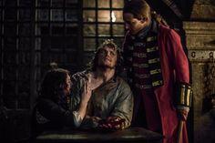"#Outlander Season 1x15 ""Wentworth Prison"" #JamieFraser #LairdBrochTuarach #SamHeughan #ClaireFraser #ClaireRandall #LadyBrochTuarach #CaitrionaBalfe #BlackjackRandall #TobiasMenzies"