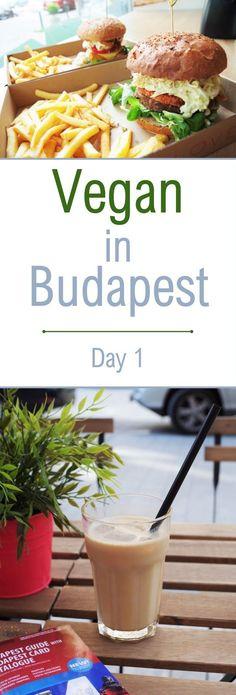 Vegan in Budapest - Day 1  Euphoric Vegan
