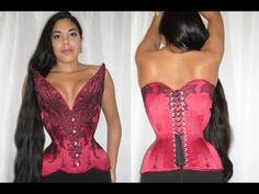 """""""Sparklewren Couture Overbust Corset Review"""" - Bishonenrancher is THE place to visit for corset advice, reviews, etc."""