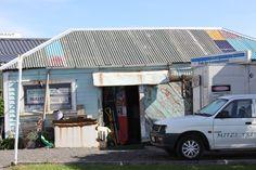 Rawene fish shop