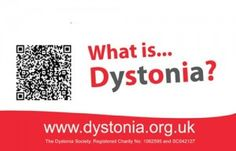 Ever heard of Dystonia? Find out more as part of the Dystonia Awareness week