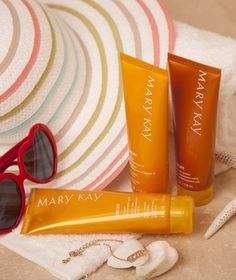 Get ready to have some fun in the sun with your favorite Mary Kay® Sun Care products!