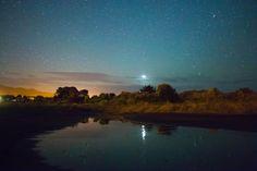 Venus with terrestrial reflection  Port Waikato New Zealand [OC] [90006000] #reddit
