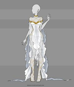 Liberté: vestido de Naíma