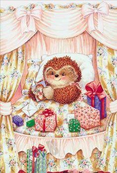 ♡ Awwwww, so many presents ♡