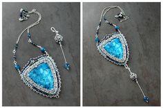 Wyróżnieni w Wyzwaniu Turquoise Necklace, Jewelry, Fashion, Moda, Jewlery, Jewerly, Fashion Styles, Schmuck, Jewels