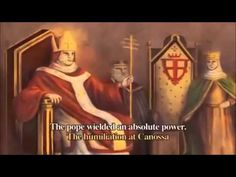 The Real History of the evil  Roman Catholic Church