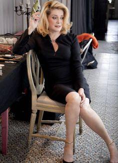 Catherine Deneuve - actrice française - films - cinéma