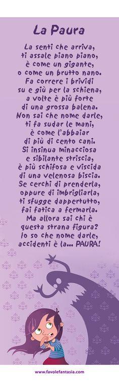 Emozioni Italian Lessons, Cooperative Learning, Italian Language, Reading Material, Primary School, Nursery Rhymes, Life Skills, School Bags, Problem Solving