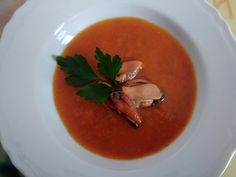 #zucca #kürbissuppe #pumpkin  soup #soup #cozze #miesmuscheln #mussels
