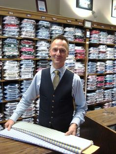 Richard Harvie Bespoke Shirts, Vest, Jackets, Dresses, Fashion, Down Jackets, Gowns, Moda, Fashion Styles