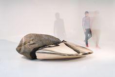 The Lost Fragment Metal Art Sculpture, Contemporary Sculpture, Contemporary Art, Zen Art, Modern Artwork, Art Techniques, Installation Art, Design Art, Art Gallery