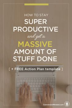 """Ready to turn your to-do list into a Get-It-Done Action Plan? This post will help! It's a simple guide for entrepreneurs and business owners to help you prioritize goals, and identify specific tasks to achieve them. It also includes my secret """"increase pr Business Planning, Business Tips, Online Business, Business Articles, Business Coaching, Creative Business, Planners, Marketing Website, Action Plan Template"""
