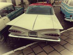 Chevy's: Bel Air '55 & Impala '59 - Nova Milano - RS 08/13