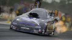 For the third consecutive race, Jack Beckman has clocked the quickest Funny Car run in NHRA history. He powered his Infinite Hero Foundation Dodge Charger to an amazing 3.901-second elapsed time ...