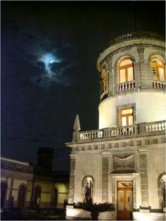 Mexico City, Castillo de Chapultepec