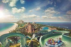 Dubai Atlantis Aquaventure Waterpark Admission$71.25