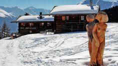 Durch den Winterwald zur Quelle der Inspiration - Schweiz Tourismus