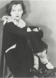 Greta Garbo in The Temptress  1926