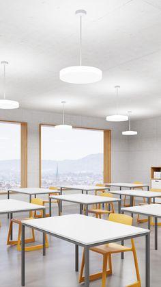 Modern Architecture House, Interior Architecture, Interior And Exterior, Interior Design, Bed Furniture, Furniture Design, Standing Table, Interior Color Schemes, Lighting Concepts