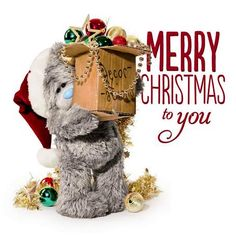 Merry Christmas name to Fb Family/Friends 3d Christmas, Christmas Drawing, Merry Christmas And Happy New Year, Christmas Images, Tatty Teddy, Teddy Images, Teddy Bear Pictures, Xmas Messages, Das Abc