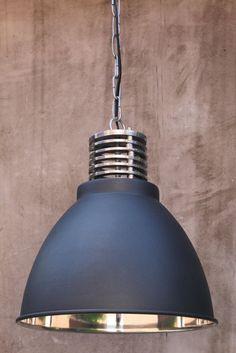 Industrielampe shabby Vintage Hängeleuchte Retro Bauhaus Pendelleuchte Lampe neu