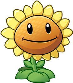 Plants vs. Zombies 2 Sunflower