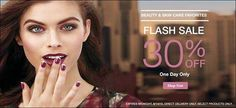 FLASH SALE! 30% off today only (8/14/15) at my eStore.  FREE shipping on orders of $50 or more. https://dmitchell2071.avonrepresentative.com/ #Avon #sale #discount #skincare #skinsosoft