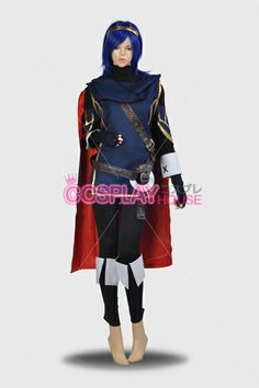 Lucina costume reference to remake myself