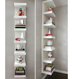 IKEA LACK Wall Shelf Unit 30x190cm WHITE