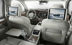 Dreamy car!!!!!!!Volvo XC90 Excellence.